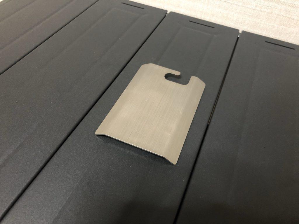 イワタニ ジュニアバーナー対応 遮熱板