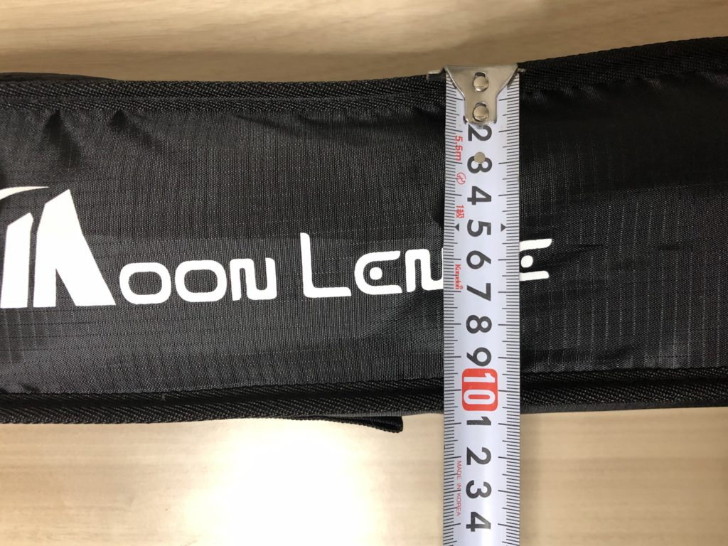 Moon Lenceアルミテーブル