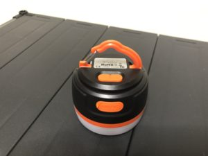 LEDランタン 充電式 USB